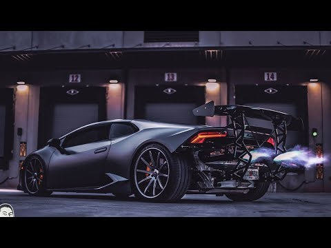 The Bitcoin Lamborghini Huracan LP610-4 Straight Pipe Flamethrower