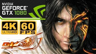 prince of persia the two thrones 4K 60FPS GTX 1080 G1 Gaming