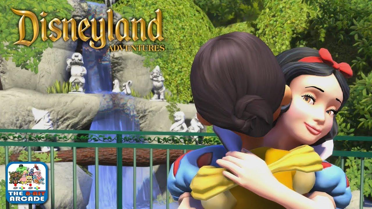 Disneyland Adventures - Snow White wants to bake Gooseberry Pies (Xbox One  Gameplay)