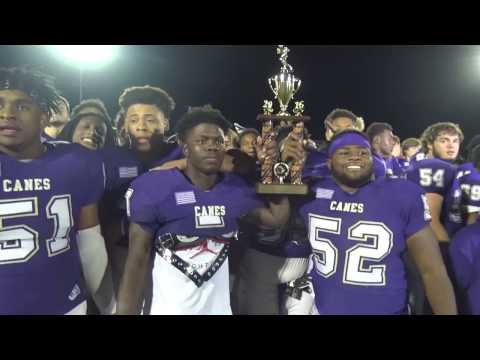 """Hide"" Cartersville High School Football Hype (Week 11 Region Championship)"