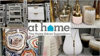 SHOP WITH ME AT HOME STORE WALL ART DECOR IDEAS WALK THROUGH JULY 2018