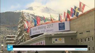 انطلاق المنتدى الاقتصادي العالمي في دافوس