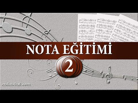 Nota Eğitimi - 2