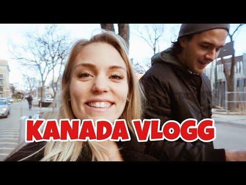 VLOGG | Jag hälsar på Dennis i Kanada!
