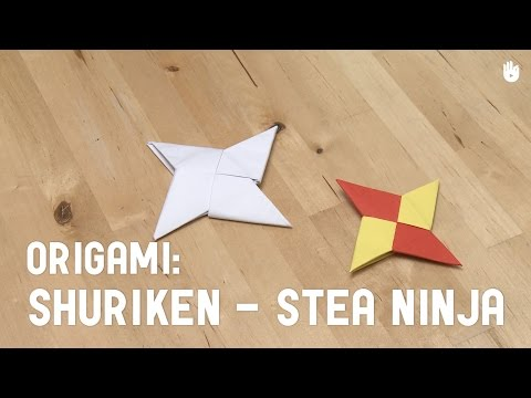 Stea Shuriken Ninja