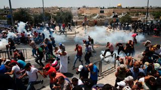 Palestinians killed in Jerusalem clashes thumbnail