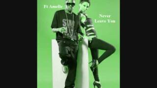 Tinchy Stryder Ft Amelle - Never Leave You - Fast Mix HQ