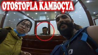 Dolandırıcı Sınır Polislerinin AKIL ALMAZ Oyunu (Otostop) - Kamboçya Vizesi ~83