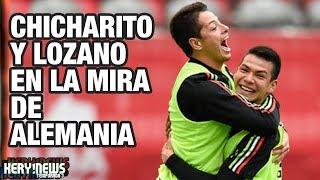 AJAX Y PSV PELEAN POR UN MEXICANO | CHICHARITO Y CHUCKY EN LA MIRA ALEMANA | BUFFON DEJA LA JUVE