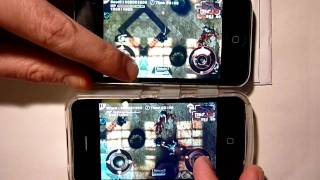 Alive 4 ever iPhone multiplayer test