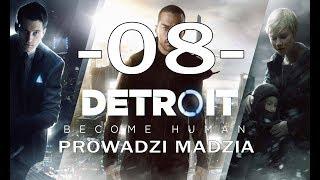 [PS4] Detroit: Become Human #08 - Pościg i Jerycho