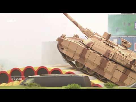Stop the WAR in Yemen - 2015 Deutsche Waffen in Abu Dhabi (VAE)