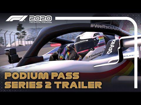 F1® 2020 Podium Pass: Series 2 Trailer