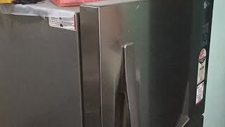 LG Double Door Refrigerator Feature and Quick Review Hindi Live Video