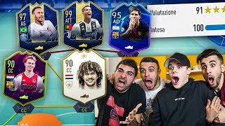 191 FUT DRAFT CHALLENGE!!! - RECORD MONDIALE? | FIFA 19 ULTIMATE TEAM ITA
