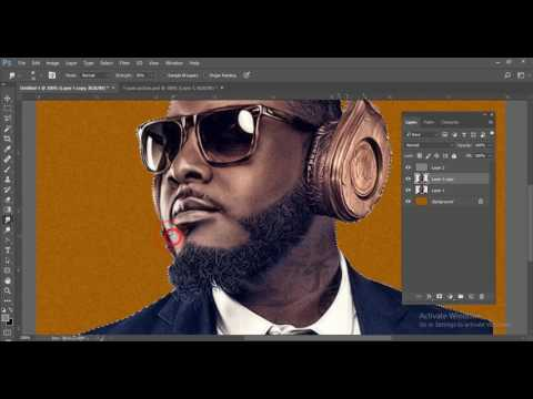 How To Apply Topaz Detail And Topaz Clean Effect (plugin) In Adobe Photoshop Cc 2018