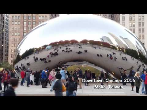 Downtown Chicago 2016
