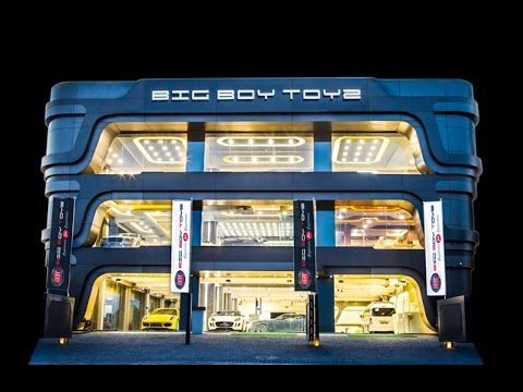 Big Boy Toyz India S Biggest Super Car Showroom In Gurgaon 116