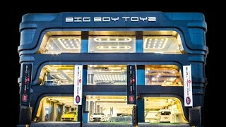 Big boy toyz | india's biggest super car showroom in gurgaon | #116