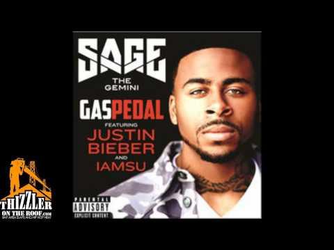 Sage The Gemini ft Justin Beiber, Iamsu!  Gas Pedal Remix Thizzlercom