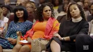 The Braxtons Sing in Church & Tamar