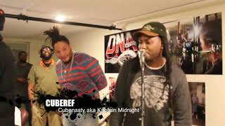Cube Ref at the DNA in the lab Cypher #4