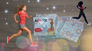 Прокладки♀️Kotex Active // ТЕСТ-ОБЗОР