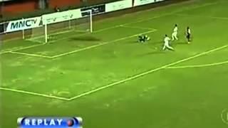 Persipura VS Santos FC 2-1 Highlights All Goal 4-9-2013