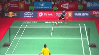 2015 bwf world championships sf lee chong wei vs jan o jorgensen