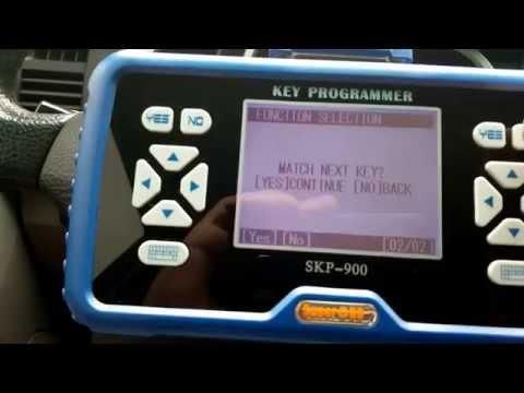 SKP-900 Toyota All Keys Lost