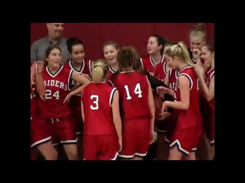 NCCS - Massena Girls  11-27-04