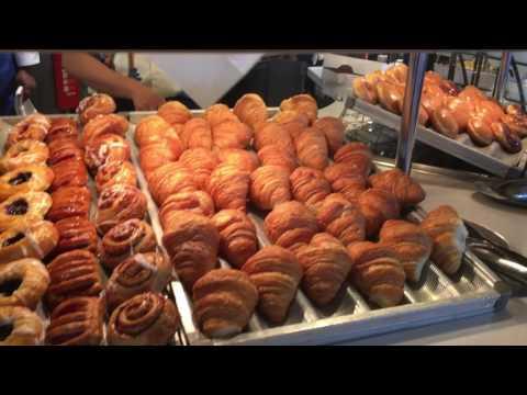 Cabanas Breakfast Buffet Disney Magic HD 1080p