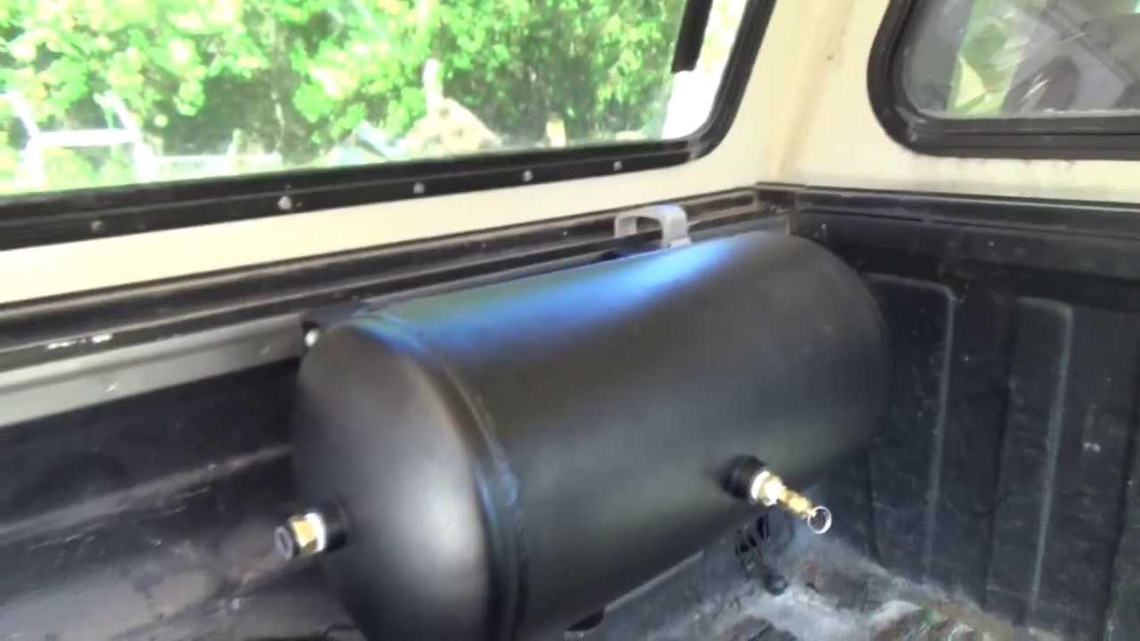 Installing The Hornblasters 540 Horn Kit Part 1 Youtube Wiring Diagram