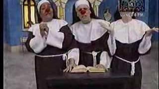 El santo convento nuevo capitulo 03-02-08 lasuegra parte1