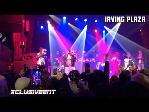 Don Q - Irving Plaza - (March 24th 2018)
