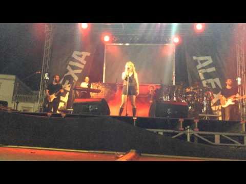 Alexia - Rumore (Raffaella Carrà cover) - #ale14tour