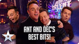Ant and Dec's BEST BGT Moments Series 14 | BGT 2020