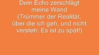 Nevada Tan - Echo (mit lyrics)