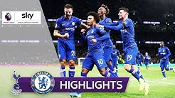 Willian ärgert Ex-Coach Mourinho! | Tottenham Hotspur - FC Chelsea 0:2 | Highlights - Premier League