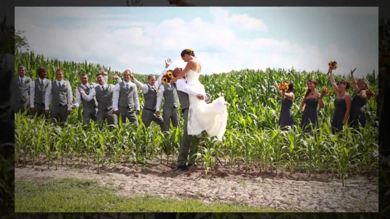 Outdoor Rustic Wedding Video With Todd & Sherri