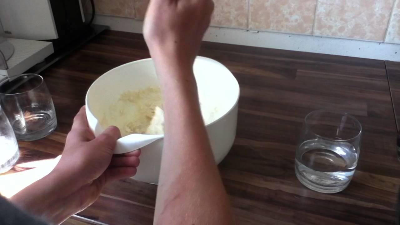 Salzteig Rezept Schnell Und Einfach Youtube