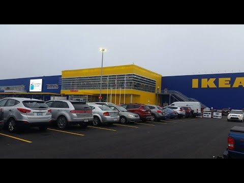 Ikea Halifax Grand opening VLOG