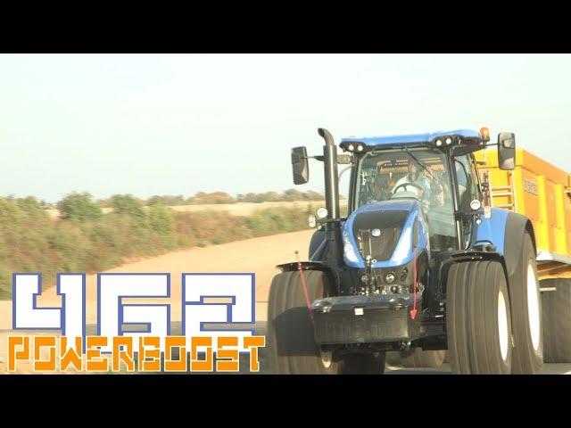Tracteurs sur route : comment éviter le pire ? PowerBoost N°462 (02/11/2018)