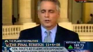 MSNBC on Elizabeth Dole