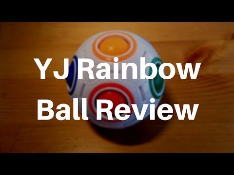 Magic Rainbow Ball Review