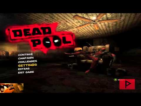 [How To] Play Dead Pool (PC) With PC Or PS2 USB Controller Tutorial