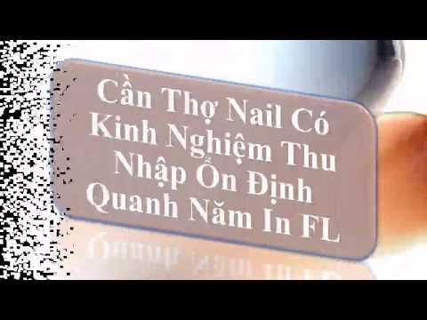 Cần Thợ Nail Có Kinh Nghiệm Thu Nhập Ổn Định Quanh Năm In FL