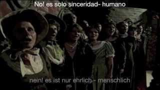 Lacrimosa Stolzes Herz Aleman - Español