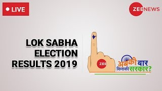 Zee News LIVE TV | Lok Sabha Election Results 2019 | Counting Day LIVE