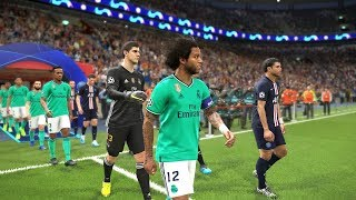 Download PSG vs Real Madrid (COM vs COM) UCL 2019/20 Gameplay Mp3